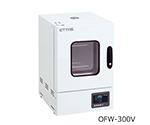 定温乾燥器(タイマー仕様・強制対流方式) 窓付きタイプ 左扉 出荷前点検検査書付  OFW-300V