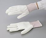 フィット感に優れたナイロン手袋