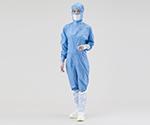 ASPURE CR Wear 22210 SB (Hood Separate, Side Fastener) Blue L 22210SB