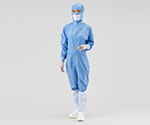 ASPURE CR Wear 22210 SB (Hood Separate, Side Fastener) Blue 2L 22210SB