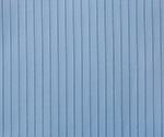 アズピュアCRウェア(クリーンウェア) 22120BB(フード別・センターファスナー) 青