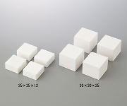 [Discontinued]Alumina Plate Spacer For Burning (Porous) 25 x 25 x 12mm and others