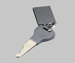 [Discontinued]Dial Lock Type Dressing Locker Dial Search Key