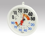 防雨型温湿度計