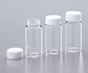 Glass Scintillation Vial (20mL) Packaging with Cap Julia Cap/Cork, Aluminum Liner and others