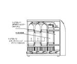 超純水製造装置 交換用活性炭フィルター OM-CFLL