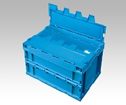 Lid Integral Foldable Container with Lock 5LRFSB