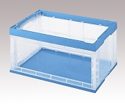 Window Open Transparent Foldable Container and others