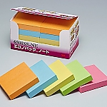 Post-It(R) Strong Adhesive Series 50 x 50mm 5 Colors and others