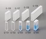 ASLAB Quartz Cell (1 x 10mm) Double Transparent  and others