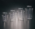 Disposable PP Clear Cup 100mL 1 Box (1000 Pcs) and others