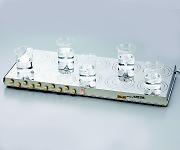 10連式マグネチックスターラーHS400