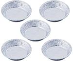 Aluminum Tray Round Shape R-120 100 Pcs 190ml...  Others