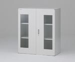 セレクトラボ ガラス両開き扉 900×450×1050mm LOG-9