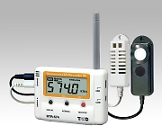 おんどとり ワイヤレスデータロガー(子機)温度・湿度・照度・UV×各1ch 等