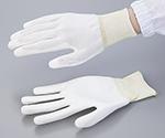 アズピュアPUコートクール手袋 手の平コート等
