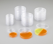 [Discontinued]α Plus Sterilization Petri Dish φ60mm 10 Sheet x 50 Pack and others