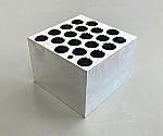 Aluminum Block Test Tube 18mm for 20 Tubes AB-185