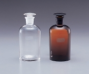 [Discontinued]Narrow-Mouth Bottle with Ground-In Stopper White 30mL and others