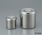 Stainless Steel Pot 2.1L and others