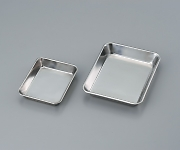 Square Stainless Steel Tray (155 x 126 x 27mm) and others