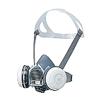 Gas Mask (For Low Concentration 0.1% Or Less) Size M GM81S
