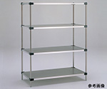Solid ERECTA Shelf without Dolly 911 x 461 x 1892mm and others