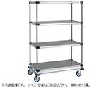 Solid ERECTA Shelf Wiith Dolly 1861 x 510 x 2028mm MSS1820SET