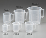 Polypropylene Beaker with Handle 100mL and others