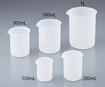 Poly Beaker (Without Handle) 100mL and others