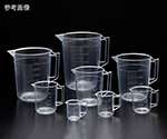 TPX Beaker with Handle 100mL and others