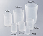Disposable Cup (Blow Molding) 100mL 1000 Pieces and others