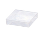 PS (Polystyrene) Square Box 50 Pcs 36 x 36 x 14mm  and others