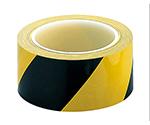 アズピュアラインテープ黄/黒 50mm幅
