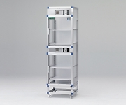 Auto Dry Desiccator FN Twin 574 x 524 x 1945mm Reinforced Plastic Shelf Board and others