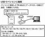 温度記録計(おんどとりJr.)センサー内蔵 TR-51i -40~80℃ レンタル