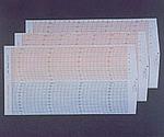 Recording Paper for Thermo-Hygro Recorder 9900-54
