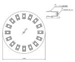 Rotator Tube Holder 15mL