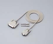 上皿電子分析天秤用 接続ケーブルP/N3216075401 RS232Cケーブル P/N321-60754-01