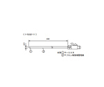 Temperature Sensor Fluororesin Coated Sensor φ2.2mm TR-5106