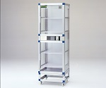 Auto Dry Desiccator FN 574 x 524 x 1770mm Reinforced Plastic Shelf Board and others