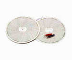 Recording Paper and Pen Set For Thermo-Hygro Recorder CP101-W