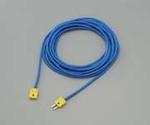 温度計用プローブ(K熱電対)用 延長コード 10m 2459-22