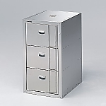 Safety Cabinet (3-Stage Drawer Type) 455 x 600 x 800mm and others