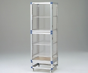 PET Desiccator Reinforced Plastic Shelf S-PT