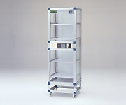 PET Desiccator 574 x 524 x 1770mm Reinforced Plastic Shelf Board and others