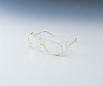 有機溶剤対応メガネ等