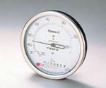 パルマⅡ型湿度計 温度計付 7562-00