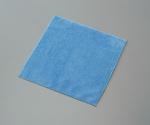 マイクロファイバークロス ブルー 300×300mm 10枚入