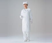 Dust-Free Garment AS 240 C Unisex Coat WHITE 5 L